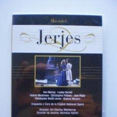 Vídeos y DVD Musicales: JERJES. DVD DIVINA OPERA. Lote 160335318