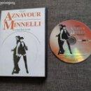 Vídeos y DVD Musicales: DVD AZNAVOUR - MINELLI - PALAIS DES CONGRES DE PARIS - LEVON SAYAN - RARE. Lote 160355510