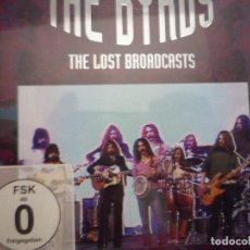 Vídeos y DVD Musicales: THE BYRDS-THE LOST BROADCASTS-DVD. Lote 160411878