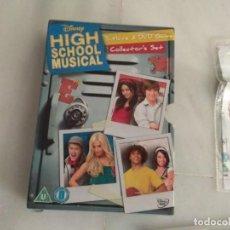 Vídeos y DVD Musicales: DVD HIGH SCHOOL MUSICAL . Lote 160873878
