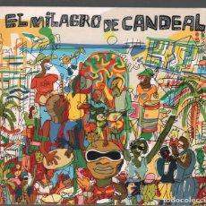 Vídeos y DVD Musicales: EL MILAGRO DE CANDEAL - CARAMELO PARA TODOS - DOBLE DVD DE 2004 RF-1491 , IMPECABLE ESTADO. Lote 160919730