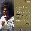 Vídeos y DVD Musicales: BELLINI, VINCENZO - LA SONNAMBULA , EVA MEI. Lote 161031718