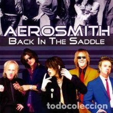 Vídeos y DVD Musicales: AEROSMITH – BACK IN THE SADDLE (VEO STAR – 2142 DVD, UNOFFICIAL, NTSC, DOL 2014). Lote 161238698