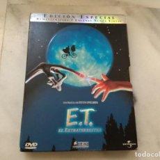 Vídeos y DVD Musicales: DVD E.T EL EXTRATERRESTRE EDICION ESPECIAL. Lote 161661274