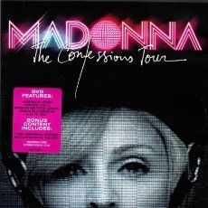 Vídeos y DVD Musicales: MADONNA - THE CONFESSIONS TOUR - DVD . Lote 161693546