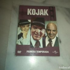 Vídeos y DVD Musicales: 6 DVD KOJACK PRIMERA TEMPORADA. Lote 161728358