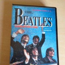 Vídeos y DVD Musicales: THE BEATLES - LA LEYENDA QUE CAMBIÓ EL MUNDO. Lote 161936321