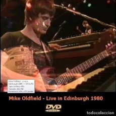 Vídeos y DVD Musicales: MIKE OLDFIELD - LIVE IN EDINBURGH, SCOTLAND, 1980 (DVD). Lote 263186035