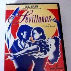 Vídeos y DVD Musicales: SEVILLANAS, DE CARLOS SAURA VHS. Lote 164450326