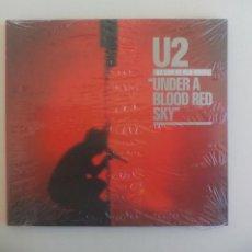 Vídeos y DVD Musicales: U2 UNDER A BLOOD RED SKY. UD LIVE AT RED ROCKS. DVD. PRECINTADO. 2015. ISLAND RECORDS. Lote 165564126