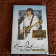 Vídeos y DVD Musicales: ROY ORBISON LIVE FROM AUSTRALIA + BLACK & WHITE NIGHT 2XDVD. Lote 165662270