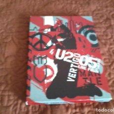 Vídeos y DVD Musicales: U2 VERTIGO LIVE FROM CHICAGO 2XDVD. Lote 165662418