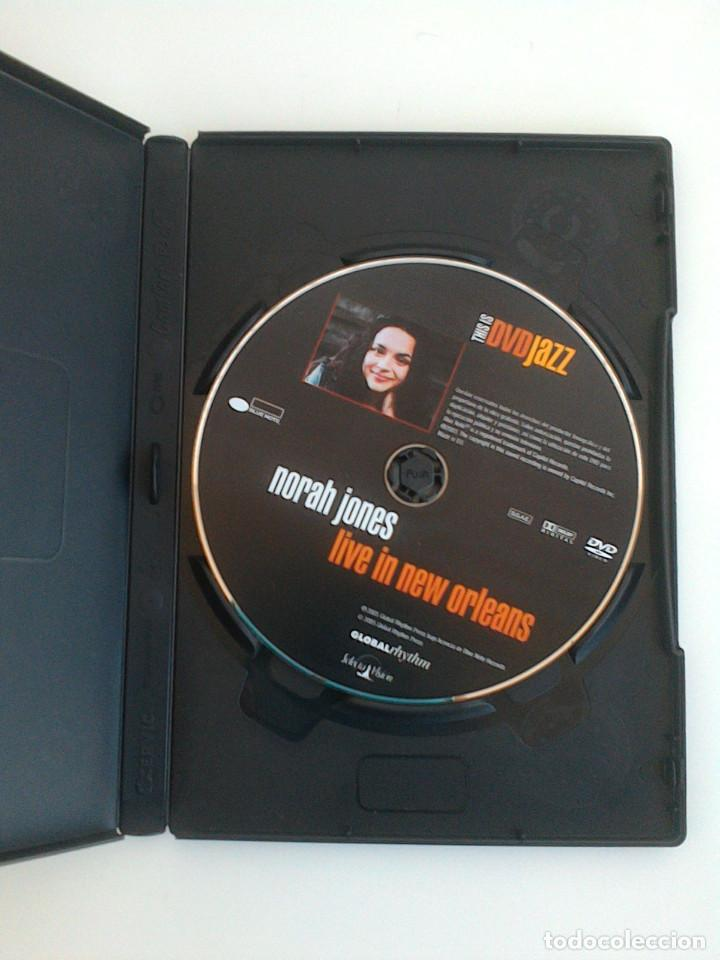 Vídeos y DVD Musicales: THIS IS DVDJAZZ. NORAH JONES, LOUIS ARMSTRONG, CHICK COREA, HERBIE HANCOCK, GARY BURTON, RON CARTER. - Foto 6 - 165708034