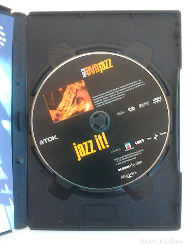 Vídeos y DVD Musicales: THIS IS DVDJAZZ. NORAH JONES, LOUIS ARMSTRONG, CHICK COREA, HERBIE HANCOCK, GARY BURTON, RON CARTER. - Foto 8 - 165708034
