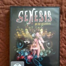 Vídeos y DVD Musicales: GENESIS IN THE BEGINNING DVD EN DIRECTO 1973. Lote 165775698