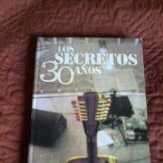 Vídeos y DVD Musicales: LOS SECRETOS 30 AÑOS 2XCD + 2XDVD. Lote 165821262