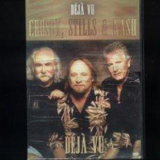 Vídeos y DVD Musicales: CROSBY STILLS & NASH DVD DEJA VU. Lote 165822422