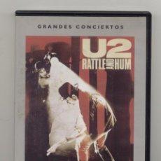 Vídeos y DVD Musicales: U2 DVD RATTLE AND HUM. Lote 165822882