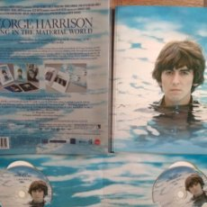 Vidéos y DVD Musicaux: GEORGE HARRISON, LIVING IN THE MATERIAL WORLD- EDICION LIMITADA DELUXE PACKAGING: 2DVD'S + CD + LIBR. Lote 165846094