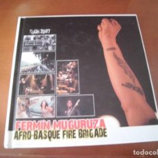 Vídeos y DVD Musicales: FERMIN MUGURUZA- AFRO BASQUE FIRE BRIGADE TOUR 2007. Lote 166240014