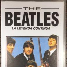 Vídeos y DVD Musicales: VHS THE BEATLES .. Lote 167102554