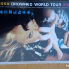 Vídeos y DVD Musicales: MADONNA DROWNED WORLD TOUR 2001 DVD. Lote 120758683