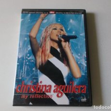 Vídeos y DVD Musicales: CHRISTINA AGUILERA, MY REFLECTION, DVD 2000. Lote 167669588