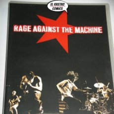Video e DVD Musicali: RAGE AGAINST THE MACHINE, LIVE IN CONCERT 94 96 97+ VIDEO CLIPS UNCENSORED VERSIONS, DVD, AAA. Lote 167863504