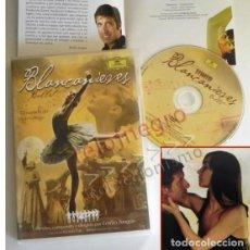 Vídeos y DVD Musicales: BLANCANIEVES BALLET DVD MÚSICA Y DIREC. DE EMILIO ARAGÓN TAMARA ROJO ARTE BAILE DANZA TEATRO ARRIAGA. Lote 167959120