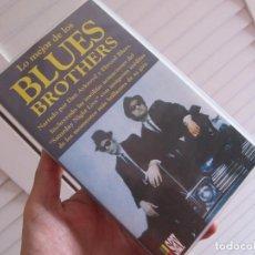 Vídeos e DVD Musicais: LO MEJOR DE LOS BLUES BROTHERS VHS. Lote 168594848