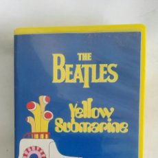 Vídeos y DVD Musicales: THE BEATLES YELOW SUBMARINE VHS. Lote 169471121