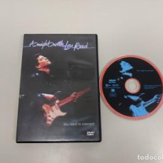Vidéos y DVD Musicaux: J6- LOU REED A NIGHT WITH DVD LOU REED IN CONCERT . Lote 169561276