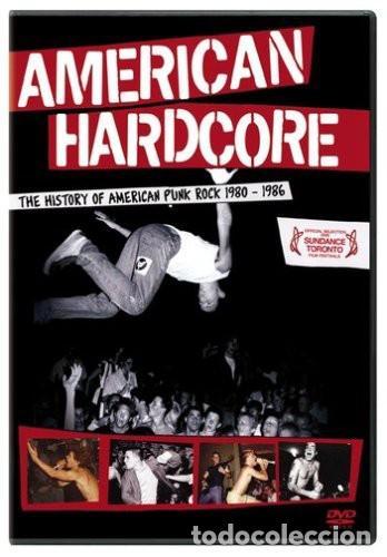 AMERICAN HARDCORE-HISTORY OF AMERICAN PUNK ROCK 1980-86 - NTSC - REG.1 DVD - SUBTÍTULOS EN ESPAÑOL (Música - Videos y DVD Musicales)