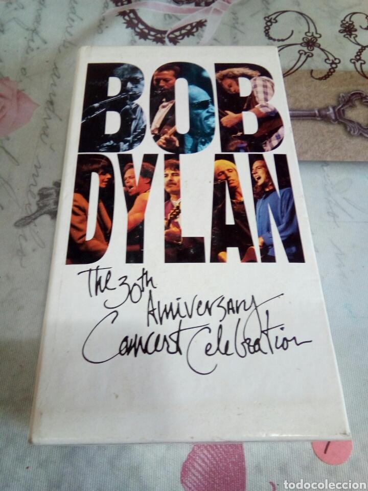 VHS BOB DYLAN / THE 30TH ANIVERSARY (Música - Videos y DVD Musicales)