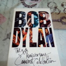 Vídeos y DVD Musicales: VHS BOB DYLAN / THE 30TH ANIVERSARY. Lote 170211116