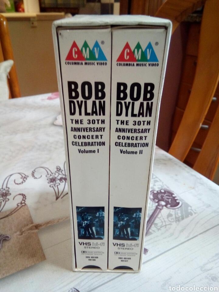 Vídeos y DVD Musicales: VHS BOB DYLAN / THE 30TH ANIVERSARY - Foto 3 - 170211116