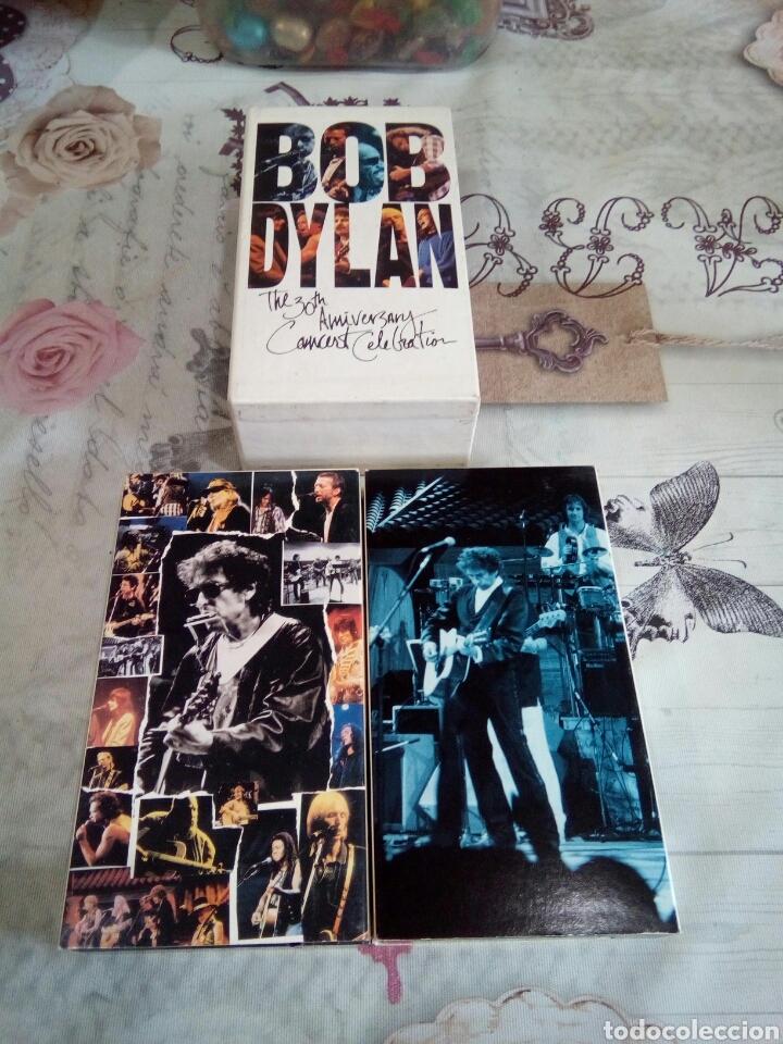 Vídeos y DVD Musicales: VHS BOB DYLAN / THE 30TH ANIVERSARY - Foto 5 - 170211116