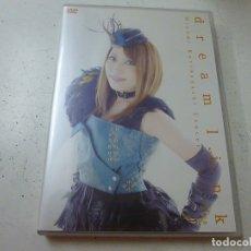 Vídeos y DVD Musicales: DREAM LINK - MINAMI KURIBAYASHI CONCERT TOUR 2008 -2 DVD -LABM 7033-4 -N. Lote 170873420