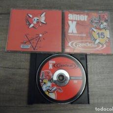 Vídeos y DVD Musicales: AMOR X RADICAL -SABADO 15 DE FEBRERO 2003. Lote 171037017