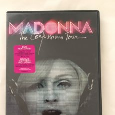 Vídeos y DVD Musicales: MADONNA - THE CONFESSIONS TOUR. Lote 171231887