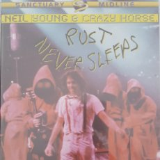 Vídeos y DVD Musicales: DVD / NEIL YOUNG / RUST NEVER SLEEPS. Lote 171267902