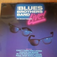 Vídeos y DVD Musicales: LASER DISC - THE BLUES BROTHERS BAND - IN MONTREUX LIVE. Lote 171534027