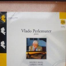 Vídeos y DVD Musicales: LASER DISC - VLADO PERLEMUTER PIANO. Lote 171535453
