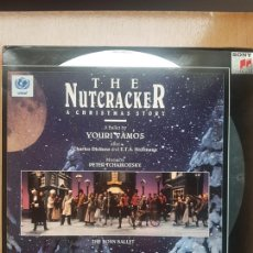 Vídeos y DVD Musicales: LASER DISC - THE NUTCRACKER - A CHRISTMAS STORY. Lote 171536063