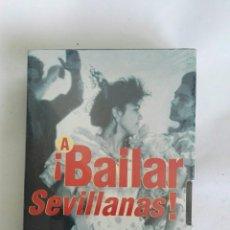 Vídeos y DVD Musicales: A BAILAR SEVILLANAS 3/4 ORBIS VHS. Lote 171786525