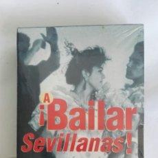 Vídeos y DVD Musicales: A BAILAR SEVILLANAS 2 ORBIS VHS. Lote 171786618