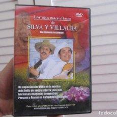 Vídeos y DVD Musicales: LOS AÑOS MARAVILLOSOS DE SILVA Y VILLALBA UNA COLOMBIA POR CONOCER-DESCATALOGADO-MUY DIFICIL. Lote 171974097