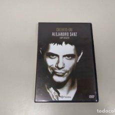 Video e DVD Musicali: J7- CONCIERTOS DE ORO ALEJANDRO SANZ UNPLUGGED VIDEO DVD PLANETA . Lote 172612183