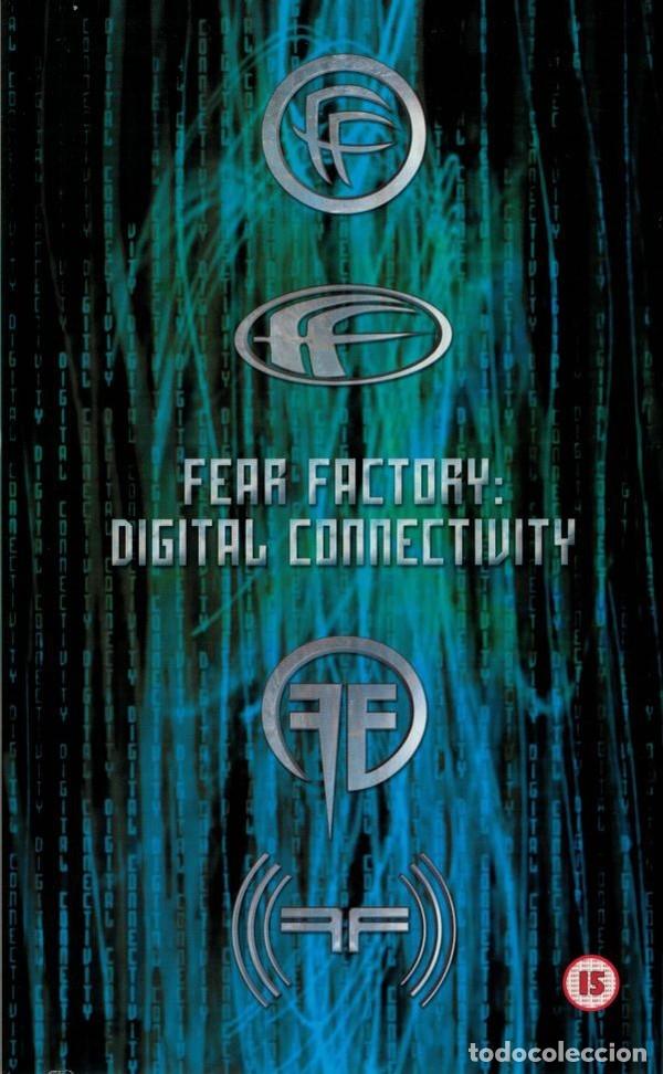 FEAR FACTORY - DIGITAL CONNECTIVITY VHS