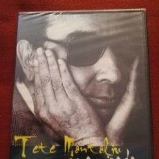 Vidéos y DVD Musicaux: TETE MONTOLIU. UNA MIRADA (DVD PRECINTADO). Lote 173458657